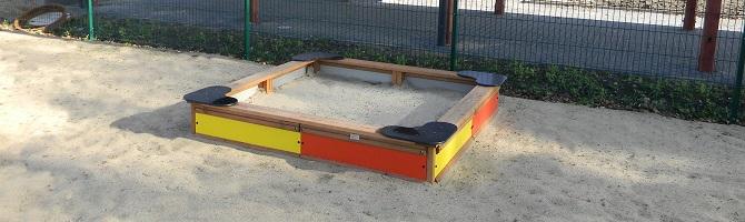 Le vasche della sabbia